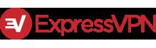 Screenshot of ExpressVPN logo