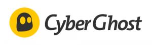 Screenshot of CyberGhost logo