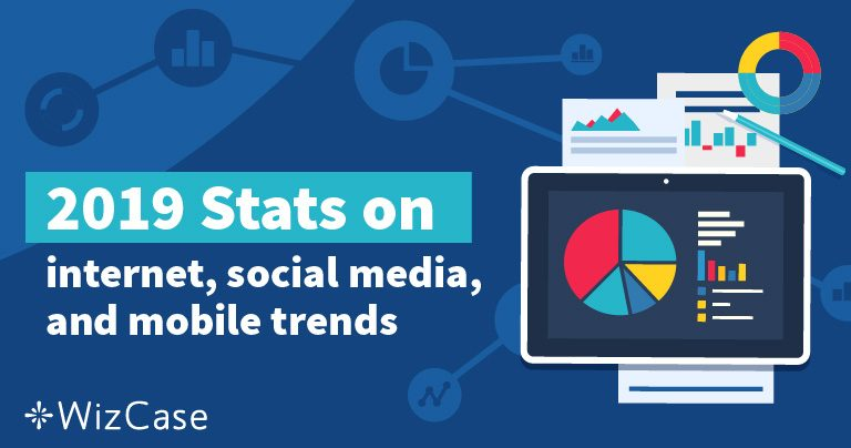 23 Amazing Statistics on Internet and Social Media in 2019 Wizcase