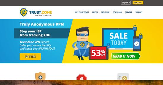 Trust.Zone VPN