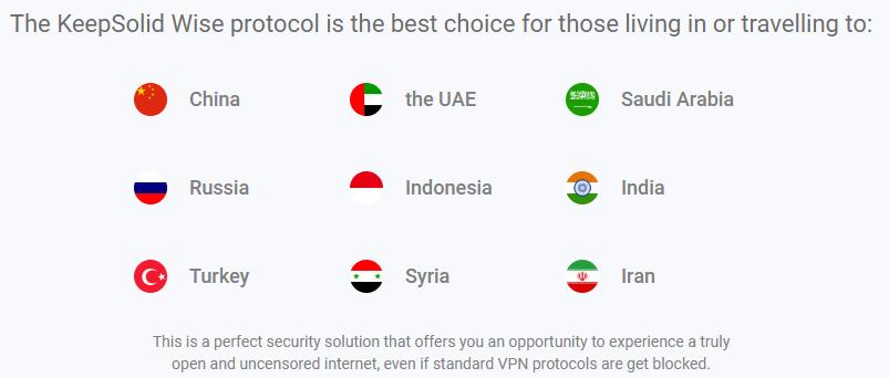 Țări cu restricții VPN