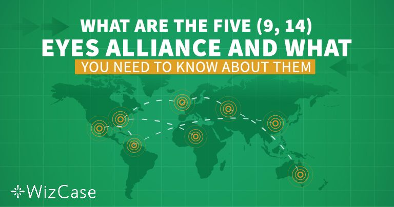 Understand the Five, Nine and 14 Eyes Alliance Before Choosing any VPN!