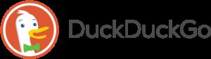 Logo of DuckDuckGo