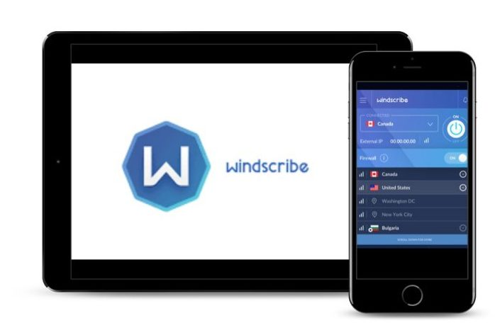 Windscribe产品