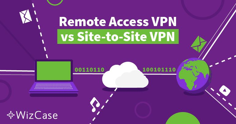 Remote Access VPN vs Site-to-Site VPN – Full guide 2020