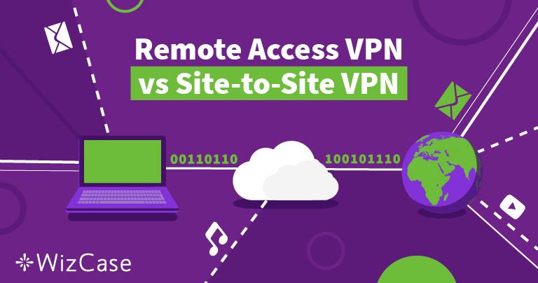 Remote Access VPN vs Site-to-Site VPN – Full guide 2019