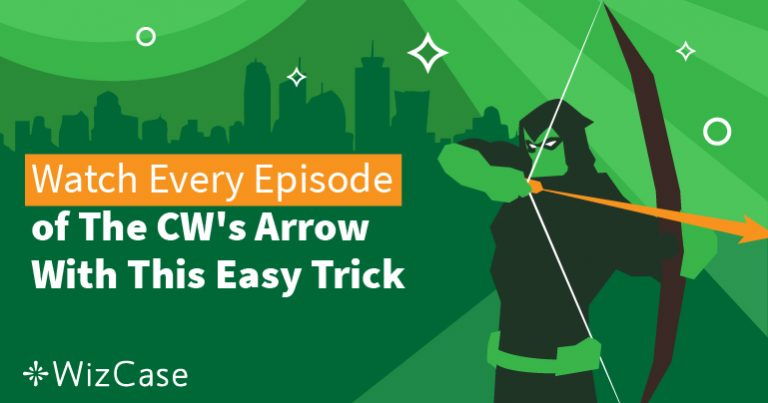 How to Watch Season 8 of Arrow (for Free) From Anywhere