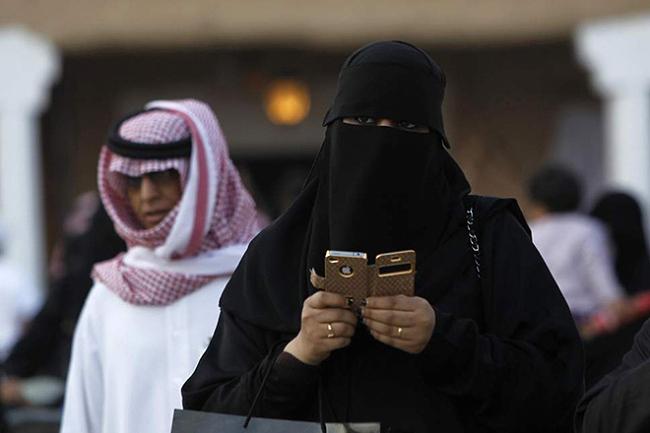 Access to Facebook Messenger in Saudi Arabia