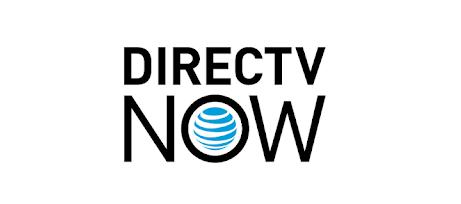 Screenshot of DirecTV NOW logo