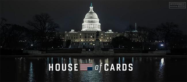 House of Cards Season 6 vpn