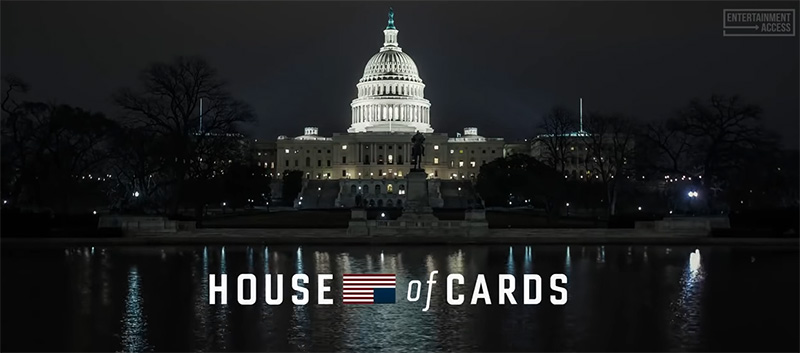 House of Cards Season 6 vpn