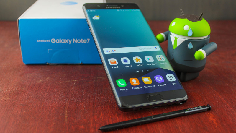 Samsung's Galaxy Note 7