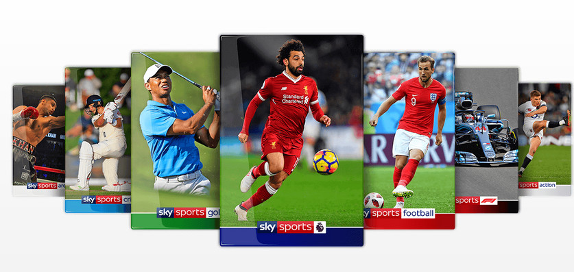 Sky Sports events