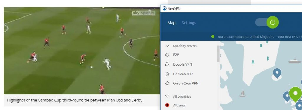 Sky Sports content