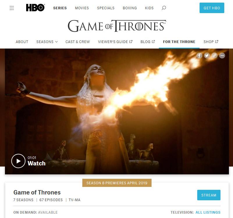 Best VPNs to Watch Game of Thrones Season 8 Online