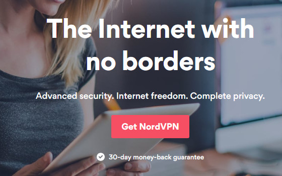 NordVPN internet no borders