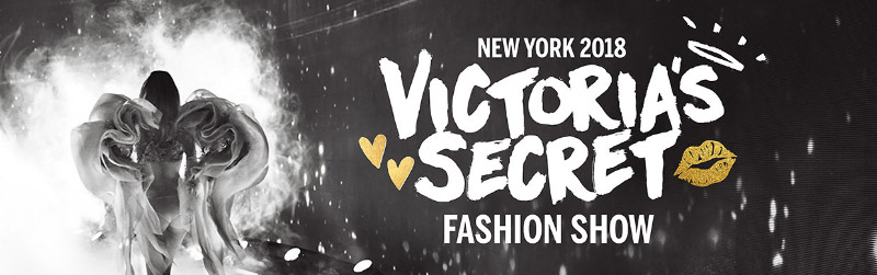 Victorias Secrets New York 2018