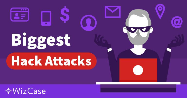 The Top 15 Biggest Hacking Attacks Since 2000
