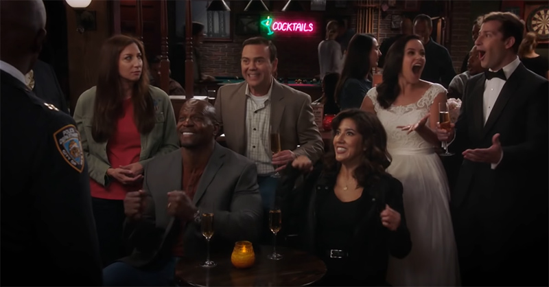 Brooklyn Nine-Nine watch online with VPN