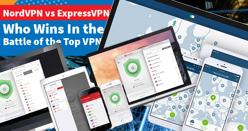 Choose between two VPN Nord Express
