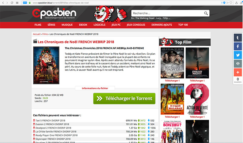 Yggtorrent Carte Bleue.Les 6 Alternatives A Torrent9 Qui Sont Encore Valides En 2019