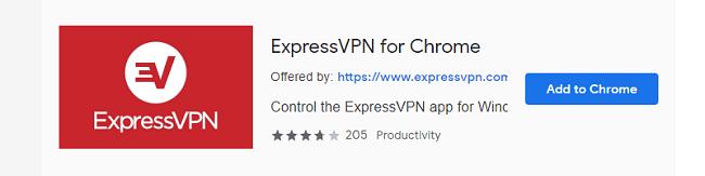 ExpressVPN para Chrome - Chrome Store