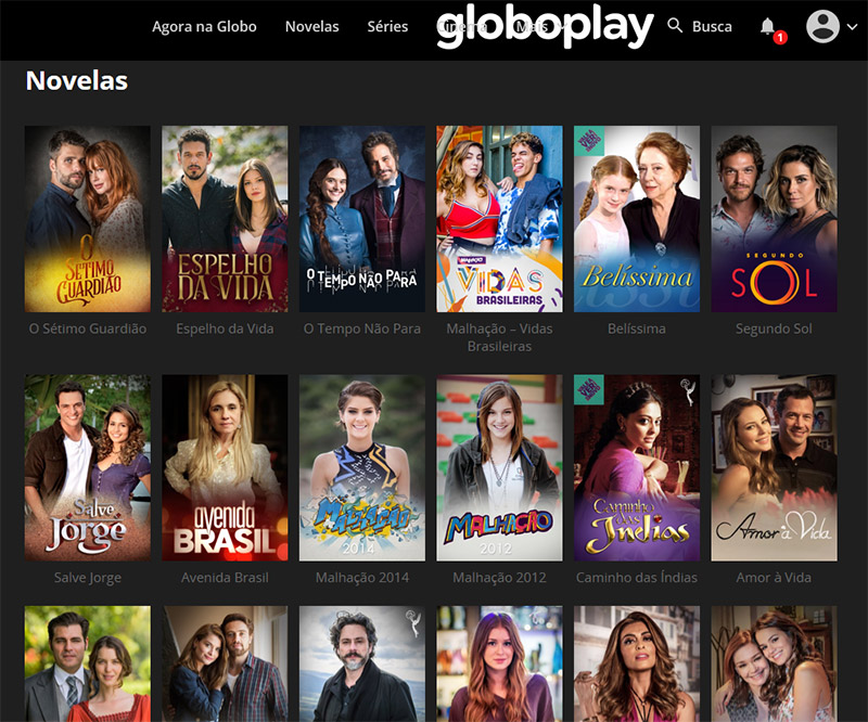 Favorite Telenovelas Watch Globo from Anywhere VPN