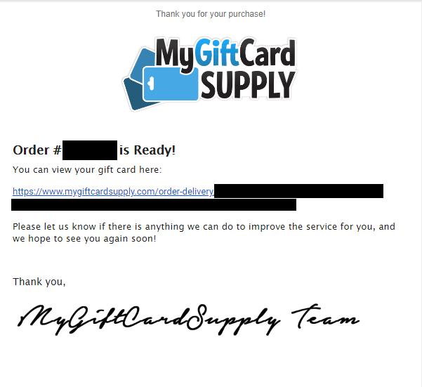 Receiving Your Hulu Gift Card