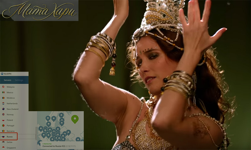 Mata Hari Vahina Giocante TV series watch online NordVPN