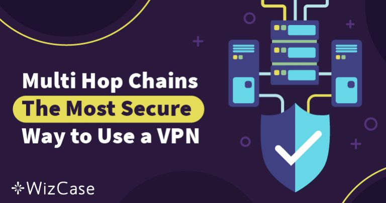 Multi-Hop Chains – The Most Secure Way to Use a VPN Wizcase