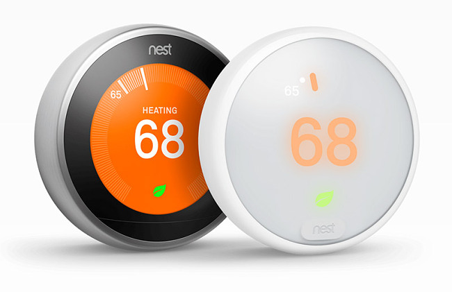 Nest Thermostat IoT vpn