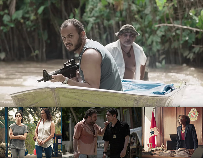 Pacto de Sangue Brazil Netflix original