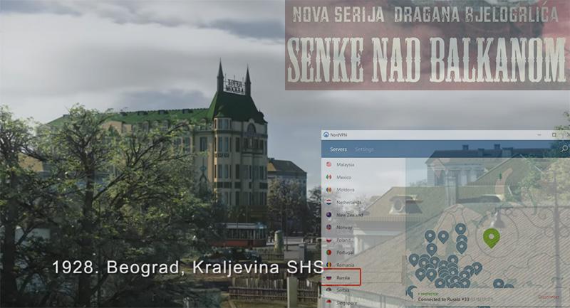 Senke nad Balkanom 2 NordVPN