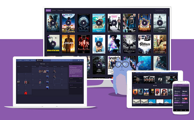 Stremio Movies, TV shows, series, live television or web channels