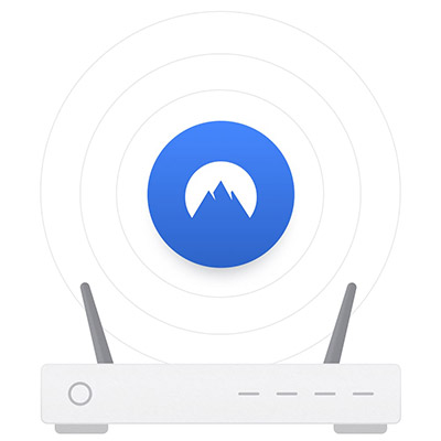 VPN router NordVPN