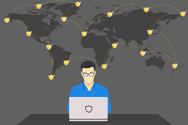 VPN server secure
