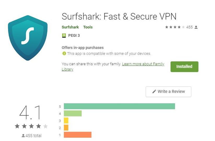 5 Best VPNs for Android – Tested for Streaming & Security in