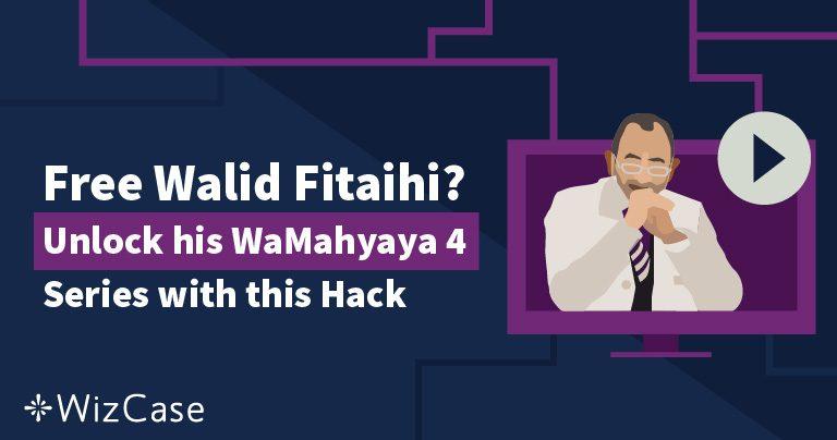 Free Walid Fitaihi? Unlock his WaMahyaya 4 Series with this Hack