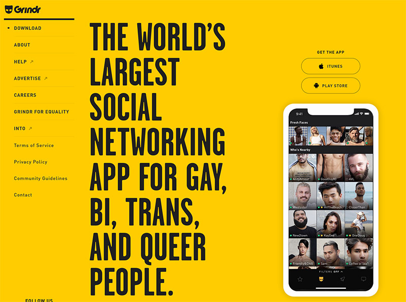 Grindr in Indonesia vpn unblock
