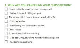 IPVanish vpn cancel feedback