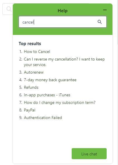 IPVanish vpn help customer support
