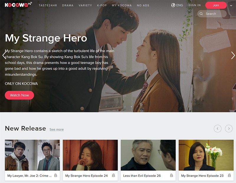 Alternatives to DramaFever to Watch Korean Dramas in 2019