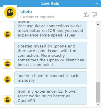 openvpn cyberghost chat