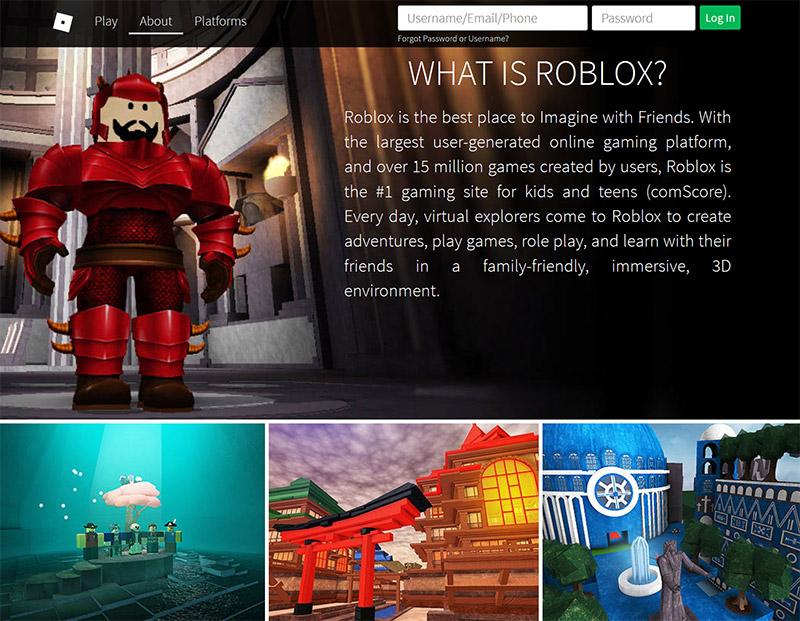 Roblox game vpn