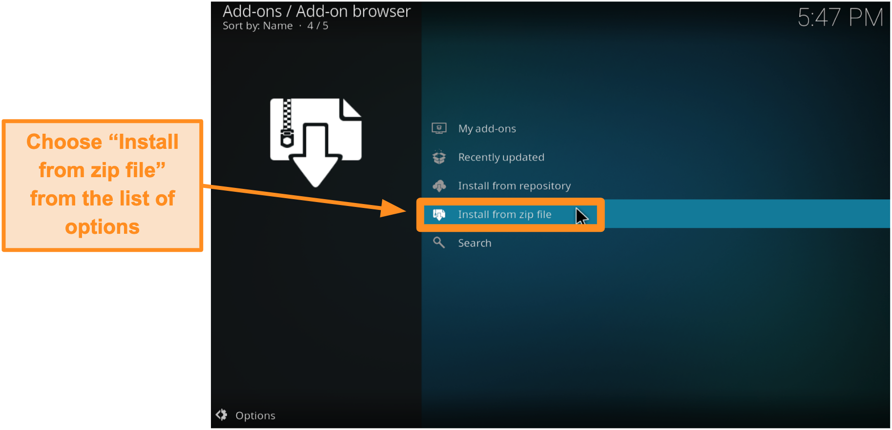 screenshot-how-to-install-third-party-kodi-addon-step-14-click-install-from-zip-file