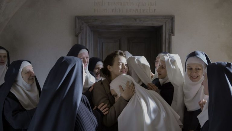 The Innocents French Red Cross