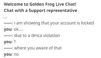 Vyprvpn support chat