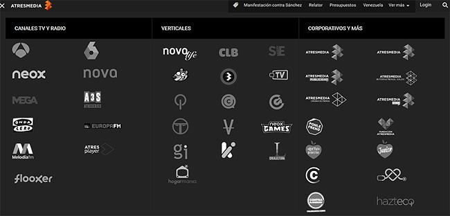 Atresmedia online platform access vpn