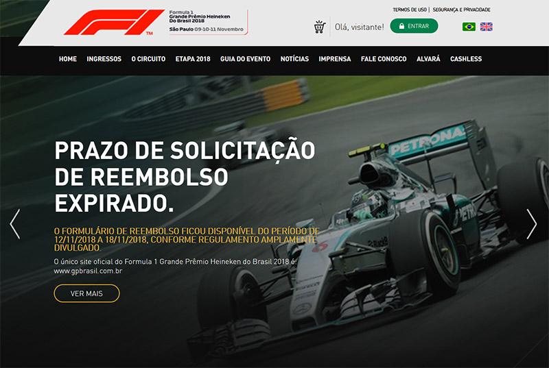 Brazilian Grand Prix watch abroad with vpn