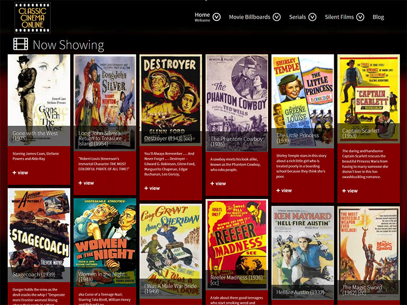 Classic cinema online movies vpn